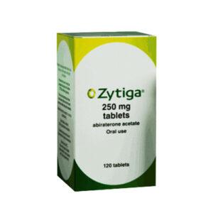 Thuốc Zytiga giá bao nhiêu