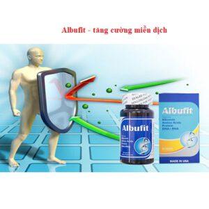 Thuốc Albufit tăng cường miễn dịch hiệu quả