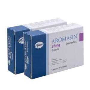 Thuốc Aromasin 25mg (Exemestane 25mg)