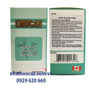 Thuốc Emucan nhập khẩu chính hãng