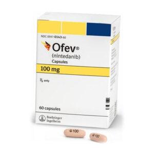 Thuốc Ofew 150mg (Nintedanib 150mg )