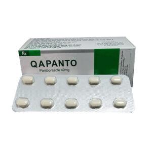 Thuốc Qapanto 40mg - Pantoprazol 40mg