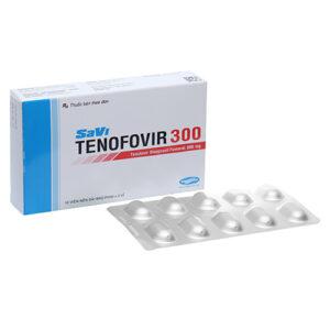 Thuốc Savi Tenofovir 300mg chính hãng