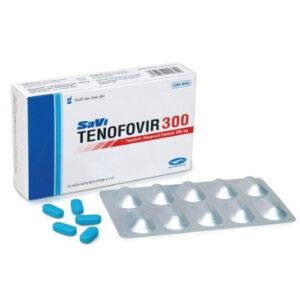 Thuốc Savi Tenofovir 300mg giá bao nhiêu?
