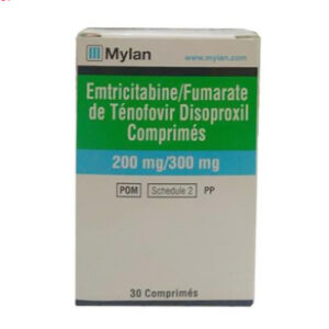 Thuốc Emtricitabine giá bao nhiêu?