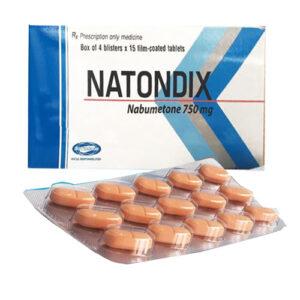 Thuốc Natondix 750mg – Nabumeton 750mg
