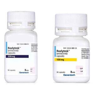 Thuốc Rozlytrek 100mg – Entrectinib 100mg điều trị ung thư