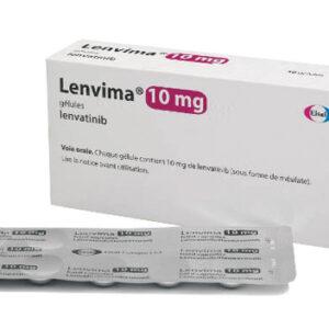 Thuốc Lenvima 10mg giá bao nhiêu?