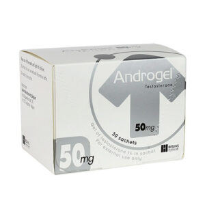 Thuốc Androgel 5g – Testosterone 50mg