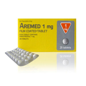 Thuốc Aremed 1mg – Anastrozole 1mg