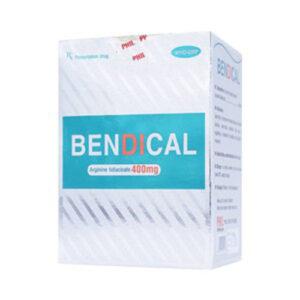Thuốc Bendical điều trị viêm gan B