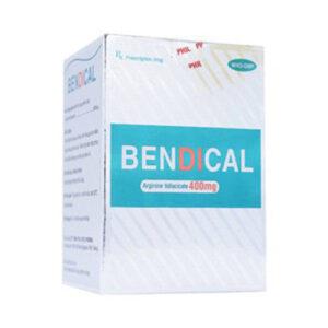 Thuốc Bendical giá bao nhiêu?