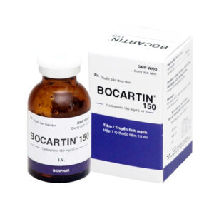 Thuốc Borcatin 150mg điều trị ung thư buồng trứng
