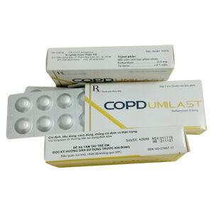 Thuốc Copdumilast có tác dụng gì?