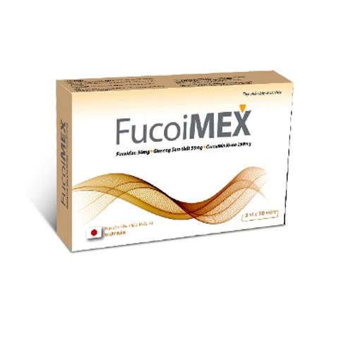 Thuốc FucoiMex có tác dụng gì?