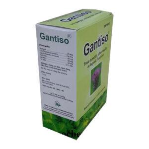Thuốc Gantiso có tác dụng gì?