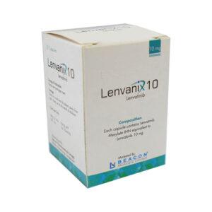 Thuốc Lenvanix giá bao nhiêu?