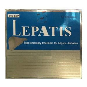 Thuốc Lepatis bổ gan