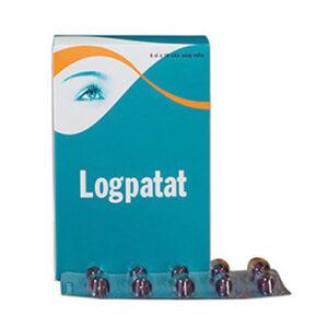 Thuốc Logpatat bổ mắt