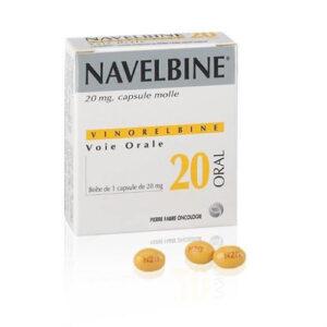 Thuốc Navelbine có tác dụng gì?