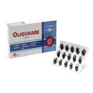 Thuốc Oligokare – L - Carnithine nâng cao chất lượng tinh trùng