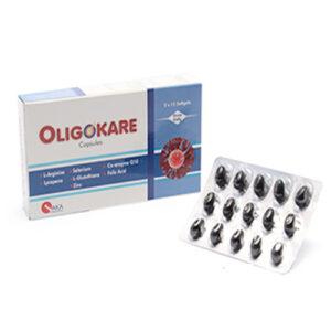 Thuốc Oligokare nâng cao chất lượng tinh trùng