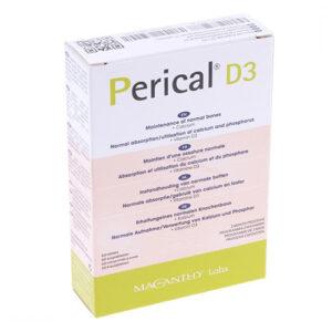 Thuốc Perical D3 có tác dụng gì?