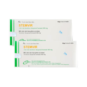 Thuốc Stemvir 300 điều trị viêm gan B