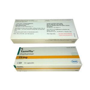 Thuốc Tamiflu có tác dụng gì?