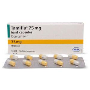 Thuốc Tamiflu điều trị bệnh cúm