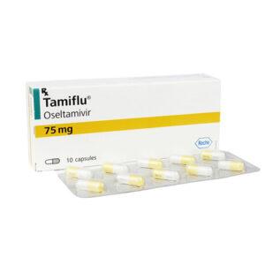 Thuốc Tamiflu giá bao nhiêu?
