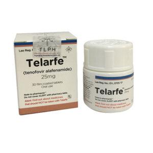 Thuốc Telarfe 25mg điều trị viêm gan B