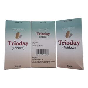Thuốc Trioday mua ở đâu?
