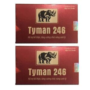Thuốc Tyman 246 có tác dụng gì?