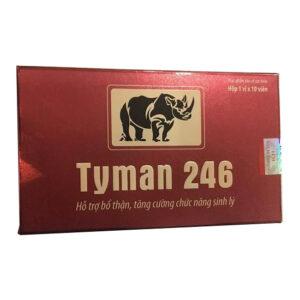 Thuốc Tyman 246 tăng cường sinh lý nam