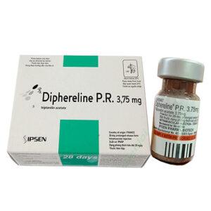 Thuốc Diphereline P.R có tác dụng gì?