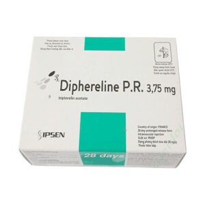 Thuốc Diphereline P.R giá bao nhiêu?