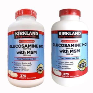Thuốc Kirkland Glucosamin HCL with MSM bổ khớp