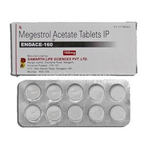 Thuốc Megace điều trị ung thư vú