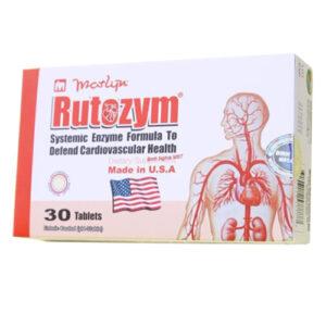 Thuốc Rutozym giúp ổn định huyết áp