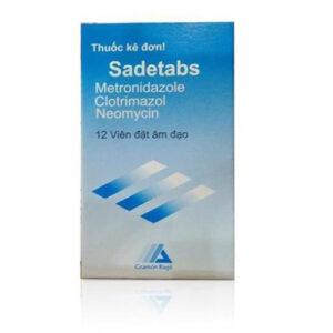 Thuốc Sadetabs có tác dụng gì?