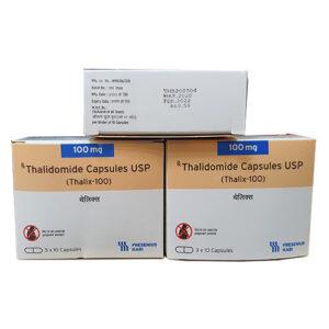 Thuốc Thalix-100 có tác dụng gì?