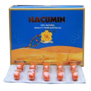 Thuốc Hacumin làm đẹp da