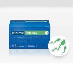 Thuốc Orthomol Fertil nâng cao chất lượng tinh trùng