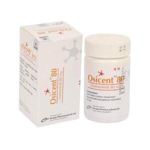 Thuốc Osicent 80mg điều trị ung thư phổi
