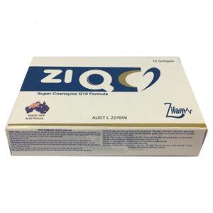 ZiQ hỗ trợ tim mạch có hiệu quả không