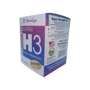 Giá bán thuốc Strength Super H3 rẻ nhất
