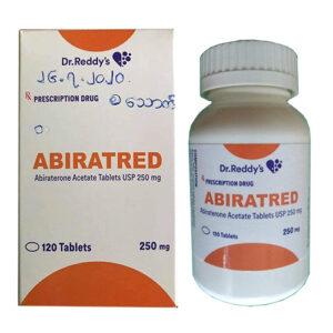 Thuốc Abiratred 250mg giá bao nhiêu?