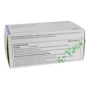 Thuốc Crinon có tác dụng gì?