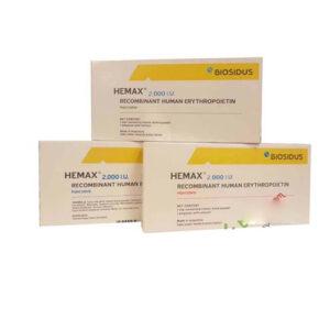Thuốc Hemax 2000IU bổ máu